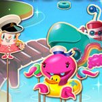 Candy Crush Saga – Sparkle Submarino: Neue Levels für die Traumwelt