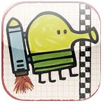 Doodle Jump Race: Doodle Jump vermischt mit Flappy Bird