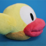 Flappy: Süßes Spielzeug und Flappy Bird-Controller in einem