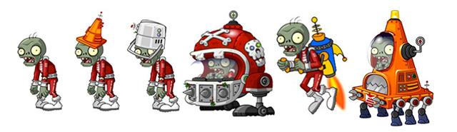 Die neuen Zombies der Far Future-Welt.