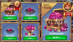 Das Kaufen von Juwelen geht ziemlich ins Geld. Das kannst du dir mit unseren Tipps ersparen.