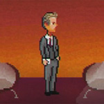 Witzig: Markus Lanz als Held im Computerspiel The Secret of Markus iLanz
