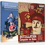 Gewinnspiel mit hohem Kult-Faktor: Retro-Zeitschriften und Bücher zu gewinnen