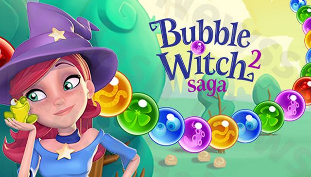 bubble witches game