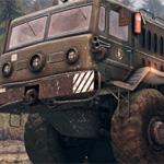 Spintires – Offroad Truck-Simulator News: Die matschige Simulation verspätet sich