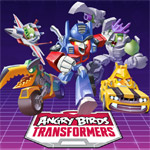 News: Angry Birds Transformers wird bald kommen