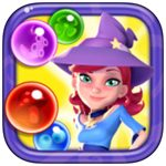 Bubble Witch Saga 2 Spieletest: Die fröhliche Bubble-Schießerei kann beginnen // Spielesnacks.de-Highlight