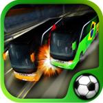 Der Mannschaftsbus-Raser News: Im neuen Mobile-Spiel musst du zur WM rasen