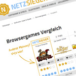 Browsergames sind seit Jahren beliebt – da muss ein Vergleich her!