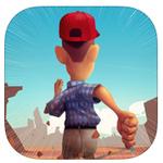 Run Forrest Run: Ein Spiel mit Forrest Gump rennt auf uns zu