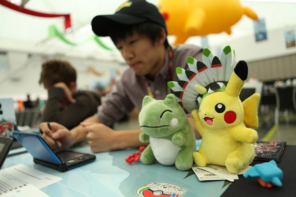 Pokemon Worlds Championships 2014