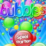 Onlinespiel Bubbles: Ein Bubble Witch Saga-ähnlicher Spaß gratis für deinen Browser