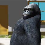 Mach dich zum Affen: Ein Gorilla Simulator als Onlinespiel