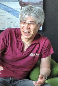 Kenji Kanno, der Vater der spaßigen Crazy Taxi-Reihe.