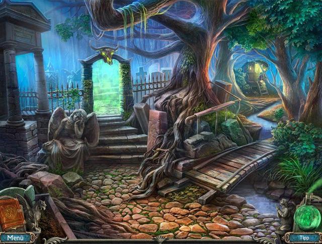 Eine Szene aus dem Hidden-Object-Game Love Alchemy.