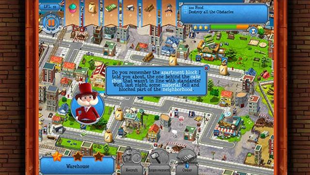 So sieht Monument Builders Alcatraz aus. Obwohl es sich um ein düsteres Thema handelt, fällt die Gestaltung des PC-Spiels bunt aus.