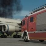 Flughafen-Feuerwehr-Simulator: Die Blaulicht-Simulation bekommt einen Nachfolger