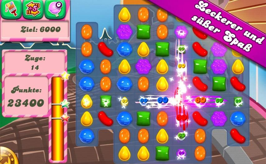 Eine Runde Candy Crush in der Bahn oder abends auf der Couch - das kennt jeder. Derartige Gelegenheitsspiele bestimmen nun den Games-Markt.