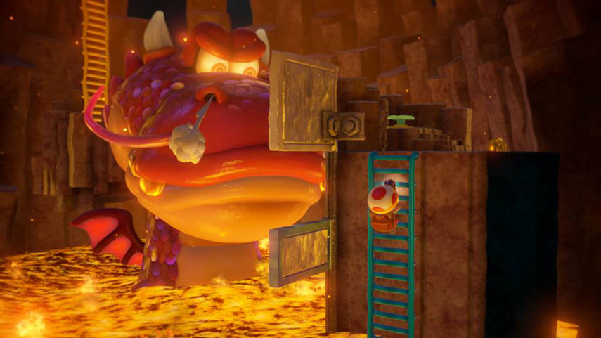 captain toad treasure tracker 10
