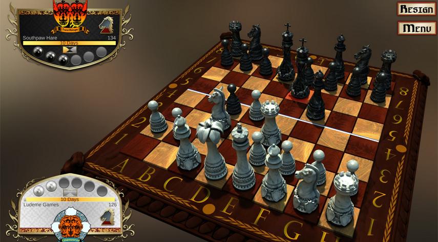 Eine echte Augenweide: Chess 2 - The Sequel