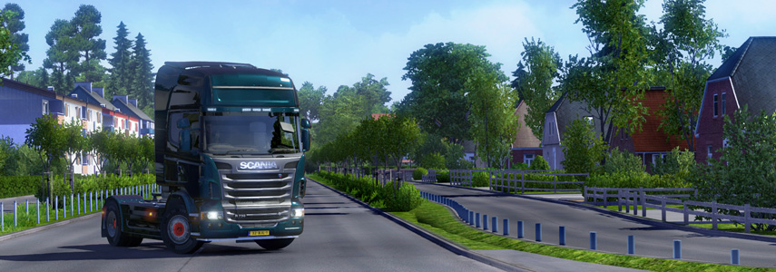 Euro Truck Simulator 2 Skandinavien Add-On
