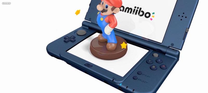 Der New 3DS(XL) kann die neuen Amiibo-Figuren ohne Zusatzhardware erkennen und verarbeiten.