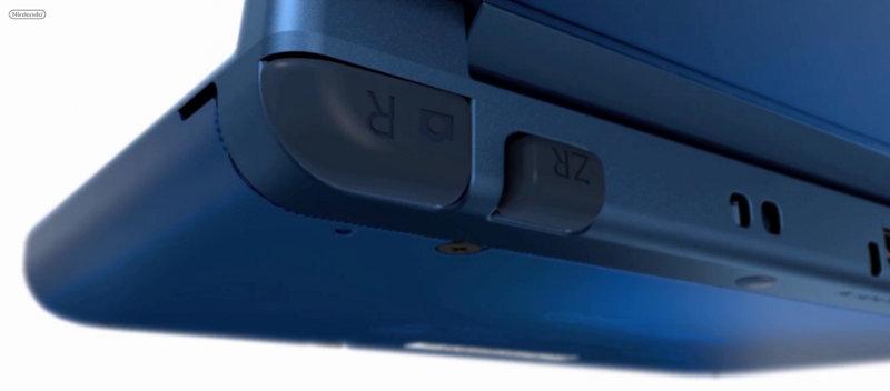 Der New 3DS(XL) verfügt nun über vier statt nur über zwei Schultertasten.