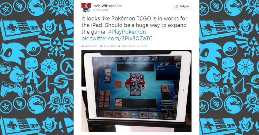 pokemon-trading-card-game-online ipad