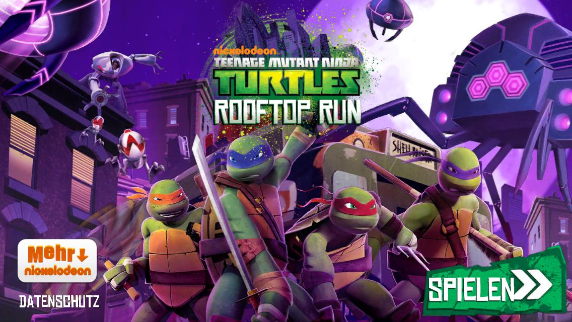 Hey, hier kommen die Hero Turtles...