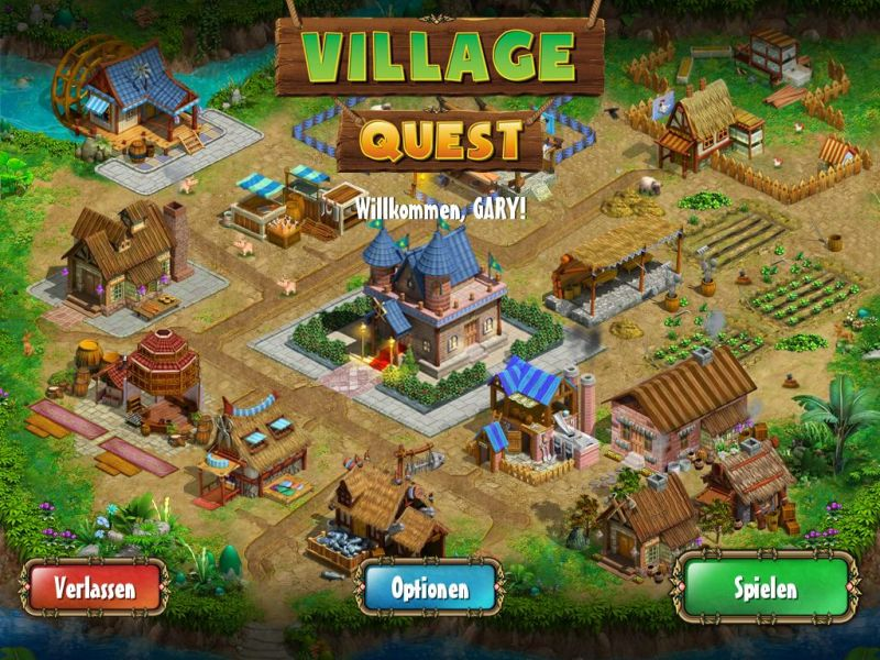 Stürze dich ins Abenteuer. In 3-Gewinnt-Puzzles sollst du ein Dorf zu Wohlstand verhelfen. Schaffst du das in der Demo?