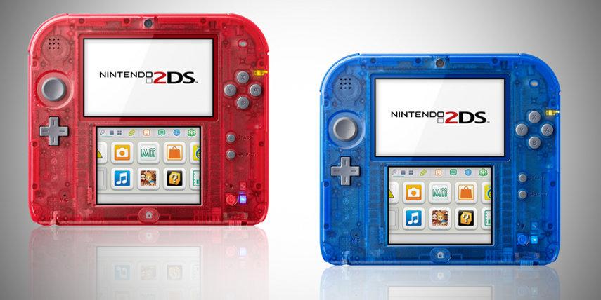 Ab dem 7. November kannst du die neuen transparenten 2DS-Modelle kaufen, zumindest schon ohne das neue Pokémon.