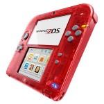 Nintendo 2DS: Schicke, durchsichtige Modelle ab November