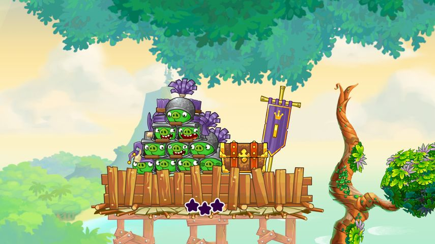 Angry Birds Stella 3