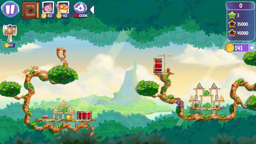 Angry Birds Stella 4