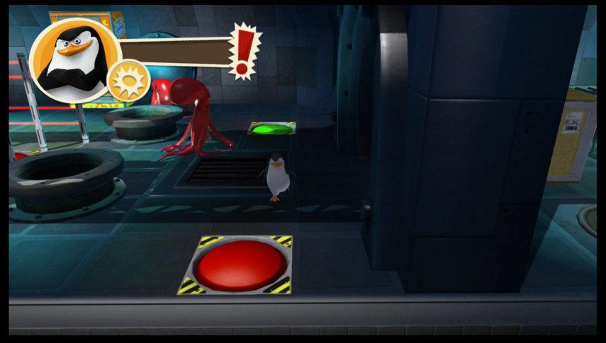 Oktopus Dave will die Welt der Pinguine vernichten. Kannst du ihn daran hindern?