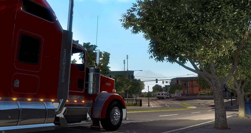 Die große Frage ist bislang noch: Wann genau erscheint der American Truck Simulator?