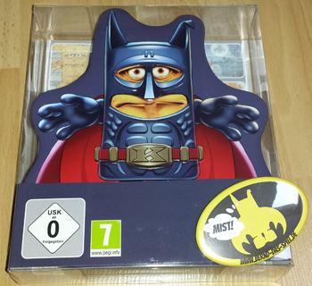 Das PC-Spiel Bernd das Brot und die Unmöglichen in der Brotdosen-Box kannst du bei uns gewinnen.
