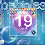 Onlinespiel Bubbles: Der Bubble-Shooter wird runderneuert