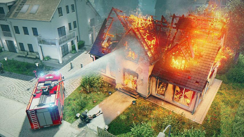 In Emergency 5 bekommst du es nicht nur mit Hausbränden zu tun.
