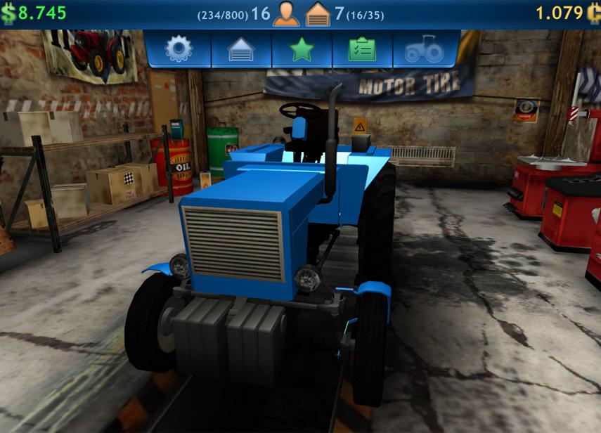 Der Farm Fix Simulator sieht ganz passabel aus und macht auch spielerisch etwas her.