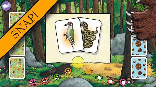Snap ist eines von sechs Spielen, die du in dieser Sammlung erhältst.