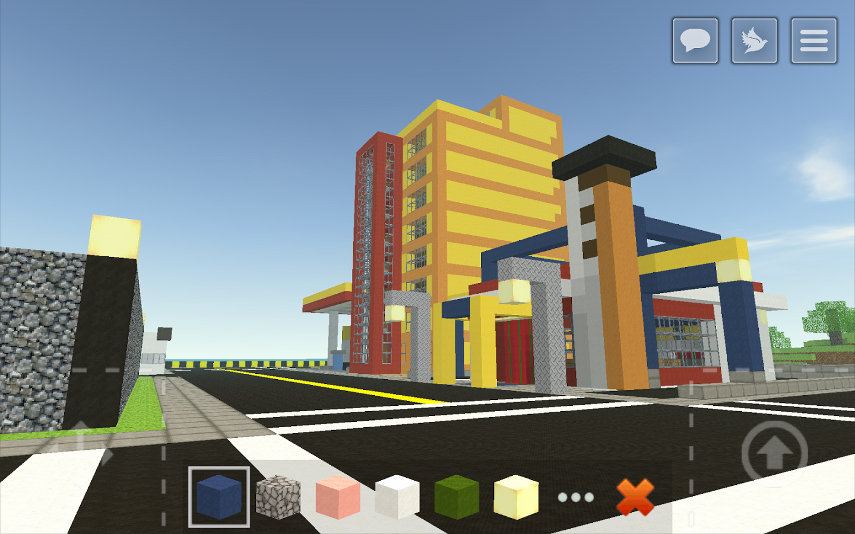 iLands kostet in der Basisversion nichts, bietet jedoch viel weniger Möglichkeiten, als Minecraft.