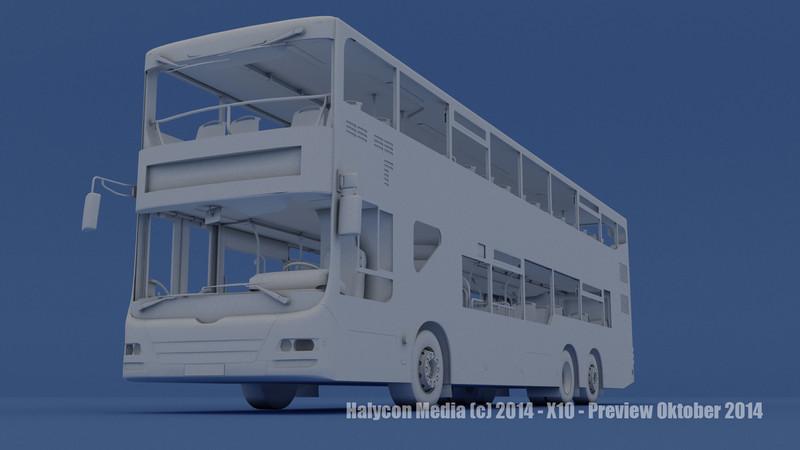 Der gleiche OMSI-Bus in einer anderen Ansicht.