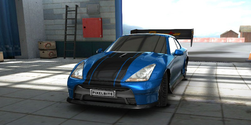 reckless racing 3 - 4