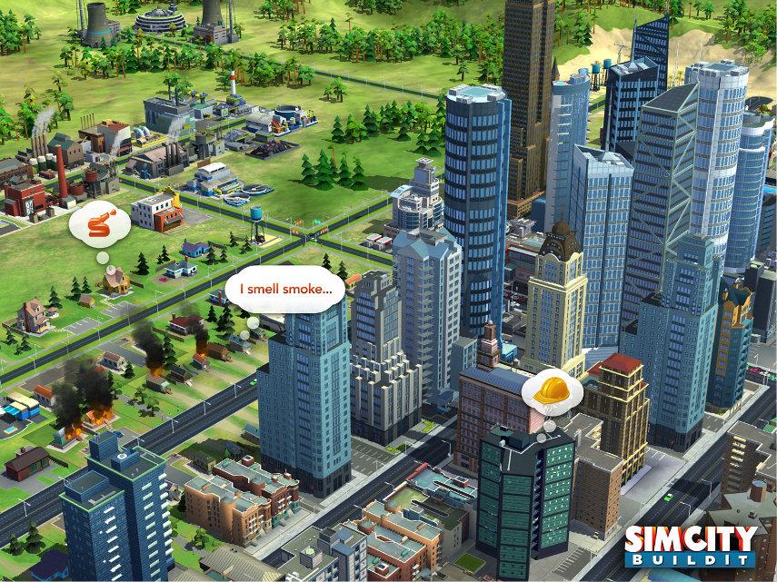 Viel ist bisher nicht zum mobilen Ableger der SimCity-Reihe bekannt.