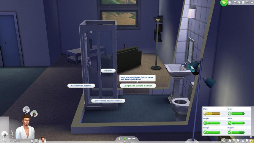 Einfaches Duschen ist dir zu langweilig? Das macht nichts, denn hier gibt es neue Optionen.