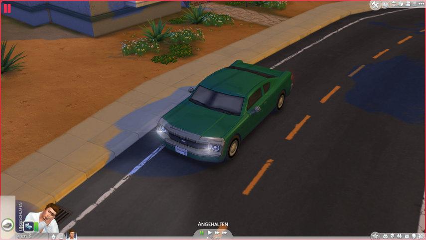 Autos sind im Spiel vorhanden, warum können diese dann nicht genutzt werden?