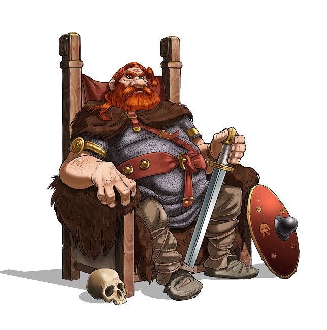 Gemütlich auf dem Thron sitzen? Das kannst du, wenn deine Feinde es zulassen.