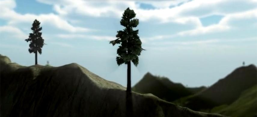 Braucht kein Mensch: den Tree Simulator.