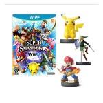 Super Smash Bros.: Amiibo-Figuren im Bundle mit der Wii U-Version des Spiels